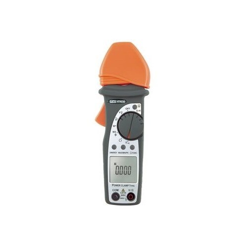 HT Italia HT4020 True-Rms Clamp Meter 400A with Power Factor Measurement