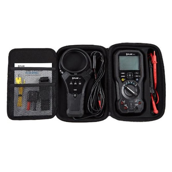 FLIR DM284 / TA72 Infrared Imaging Multimeter Combo Kit