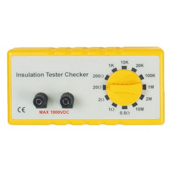 SEW ITC8 Insulation Tester & Resistance Check Box