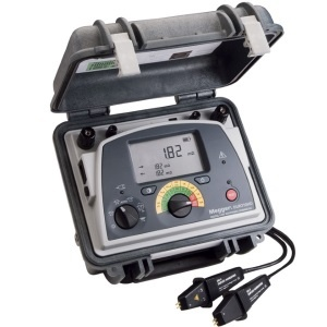 Low Resistance Ohmmeter