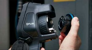 Flir interchangeable lens