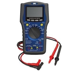 OTC 3940 550 Series Automotive Multimeter