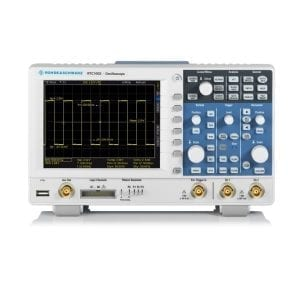 R&S-RTC1002 Oscilloscope