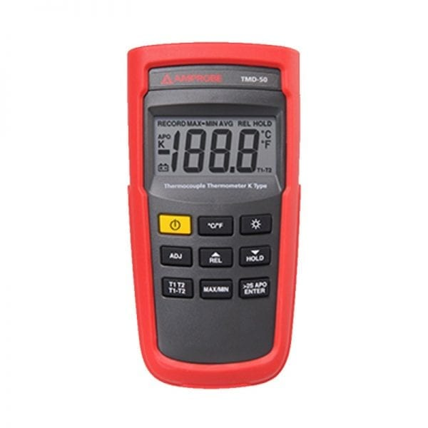 Amprobe TMD-50 Thermocouple Thermometer