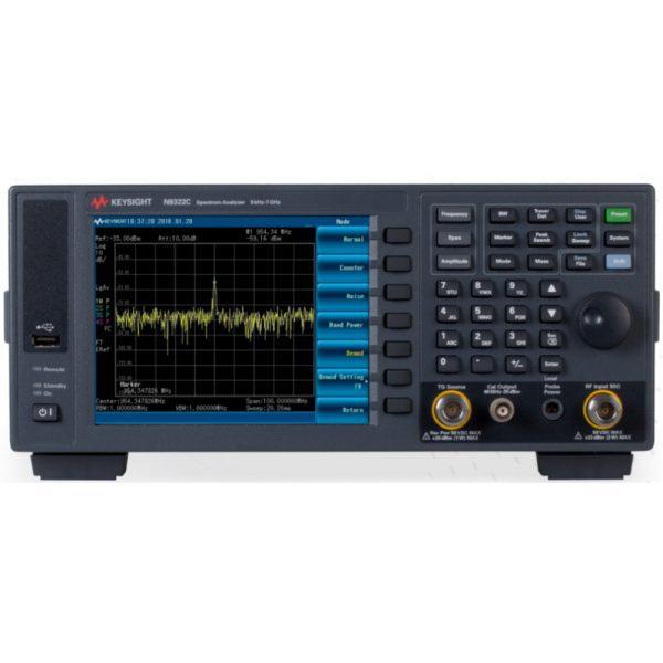 Keysight N9322C 7GHz Basic Spectrum Analyzer