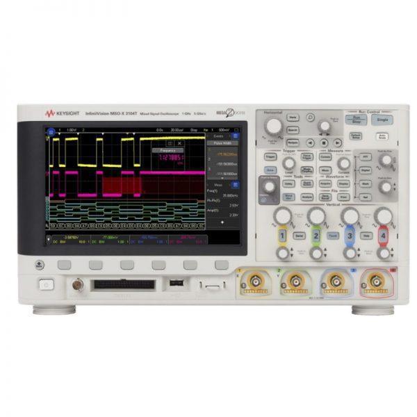 Keysight InfiniiVision 3000T X‑Series Oscilloscopes