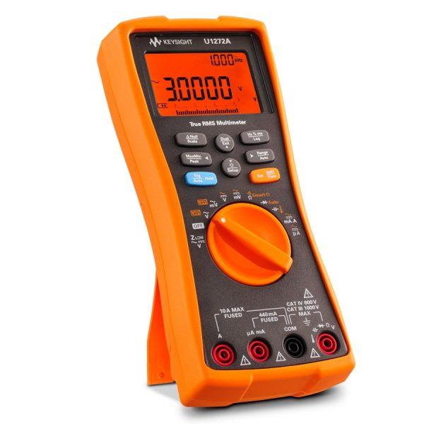 Keysight U1272 4.5 Digit Handheld Multimeters