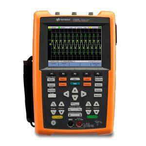 Keysight Handheld Oscilloscopes